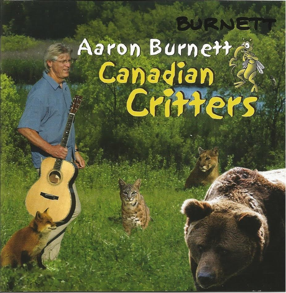 Canadian Critters cover
